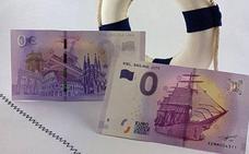 Alemania saca a circulación el billete de 0 euros