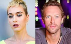 Katy Perry y Chris Martin podrían tener una relación amorosa