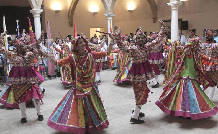 Arranca el XXVIII Festival Internacional de Folclore