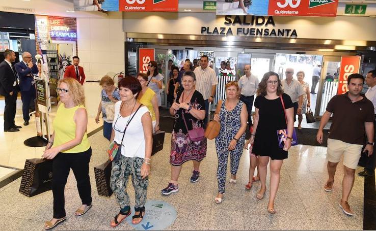 Las rebajas llegan a Murcia