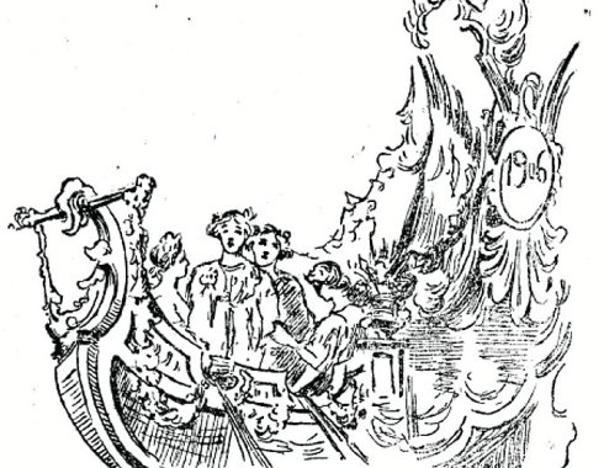 El gran escándalo de las 'diosas' del Entierro (II)