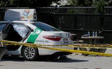 Un taxi atropella a varios peatones en Boston y deja diez heridos