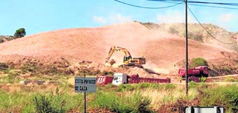 Bienes Culturales señala que las obras en el monte de Tabala no afectan al yacimiento