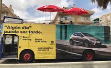 El renovado Seat Ibiza vive el verano con la Cadena Cope