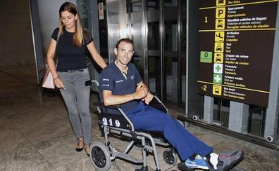 Valverde: «De esta temporada me tengo que olvidar»
