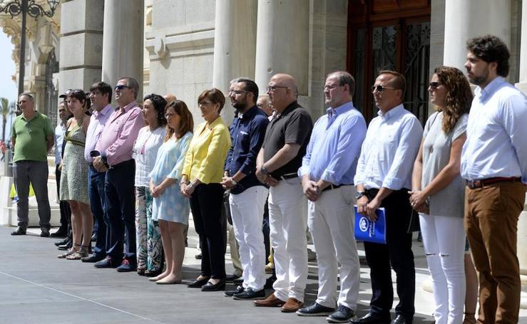 La Región rinde homenaje a Miguel Ángel Blanco