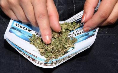 Las tiendas de «marihuana legal» llegan a Italia