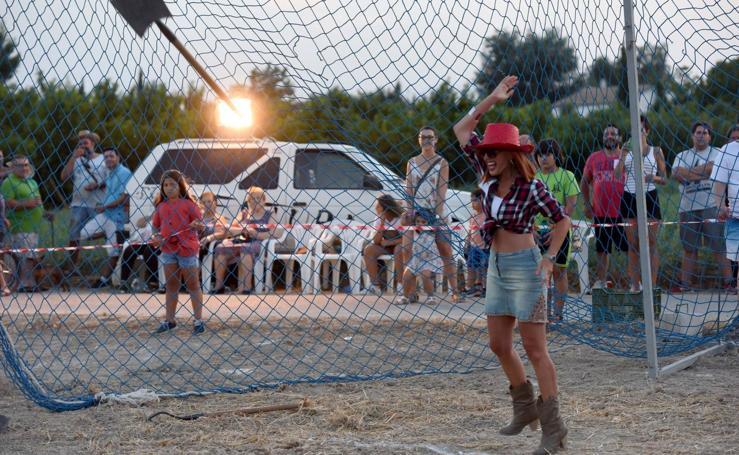 Diego Mulero gana el lanzamiento de legón