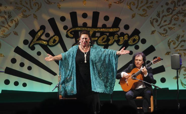 Primera gala del XXVIII Festival Flamenco de Lo Ferro