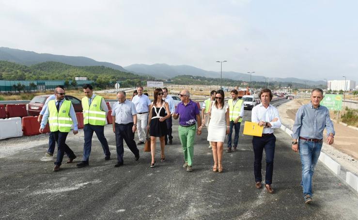 La urbanización de Montevida incluye una salida directa desde la autovía a El Palmar