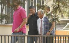Padrón sale de prisión asegurando que Clemente le ha pagado la fianza