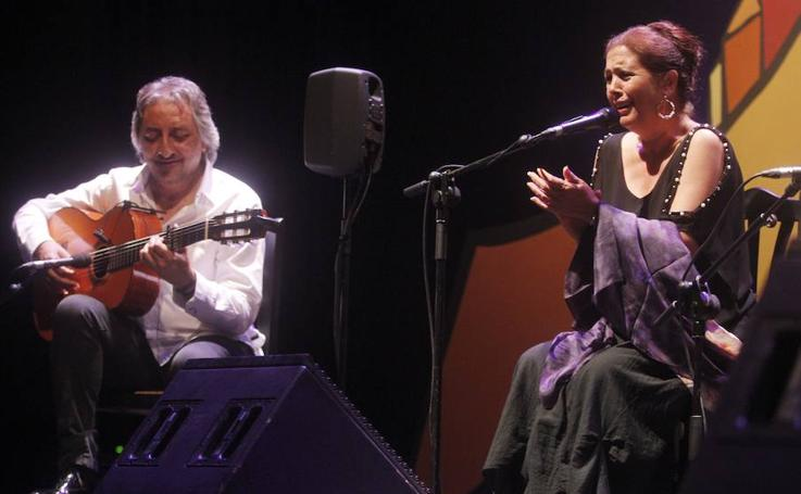 Primera gala del 57 Festival del Cante de las Minas