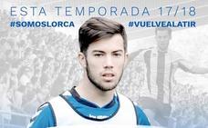 Santi Luque, nuevo refuerzo para el ataque del Lorca FC
