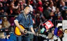 Bruce Springsteen confidencial