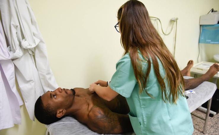 El UCAM arranca la pretemporada con los reconocimientos médicos