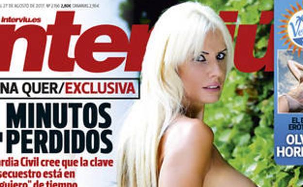 Interviú Desnuda A Carmen Snake La Acróbata Vaginal De First Dates