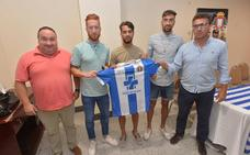 El Lorca Deportiva presenta a tres de sus últimos fichajes