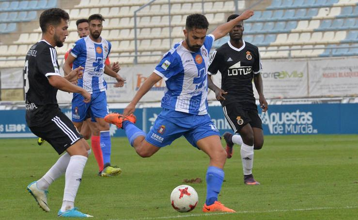 Lorca Deportiva 0-2 Linense