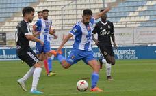 El Lorca Deportiva, sin pegada y colista