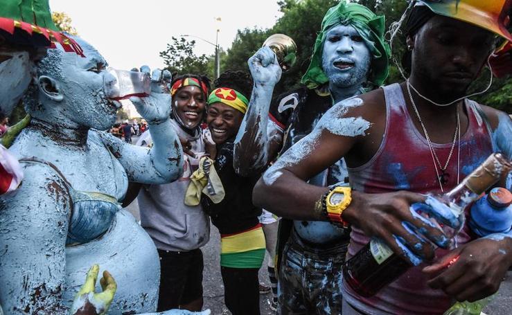 Las islas del Caribe toman las calles de Brooklyn