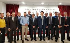La Región negocia con China cómo reducir el tiempo de envío de productos frescos