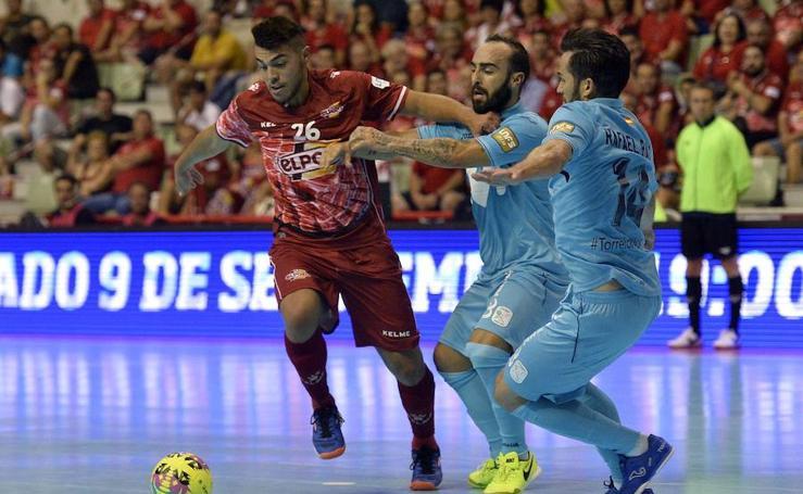 ElPozo Murcia 2-5 Movistar Inter