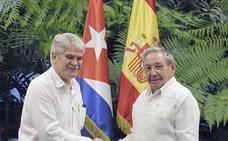 España y Cuba concretan una visita de «máximo nivel» para principios de año