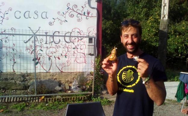 El murciano posadero del Camino de Santiago