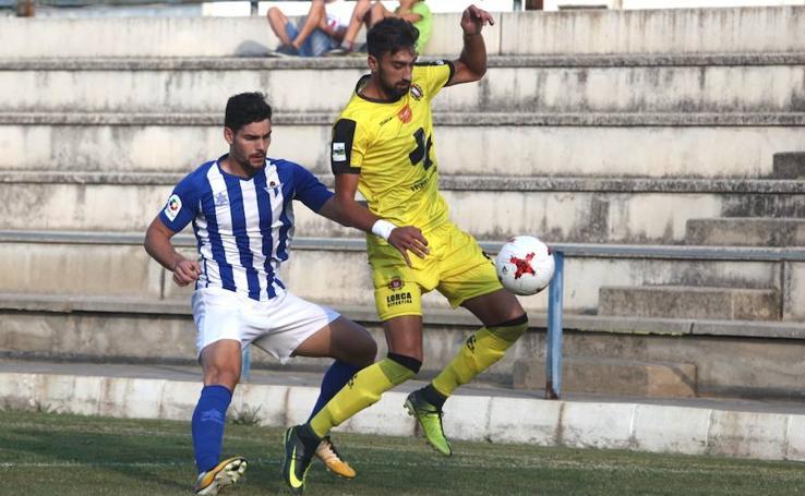 Écija Balompié 2-0 Lorca Deportiva