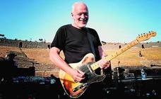 Estreno mundial del documental 'David Gilmour Live at Pompeii' en Cinesa Nueva Condomina
