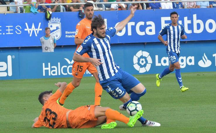 Lorca FC 1-1 Reus Dep.