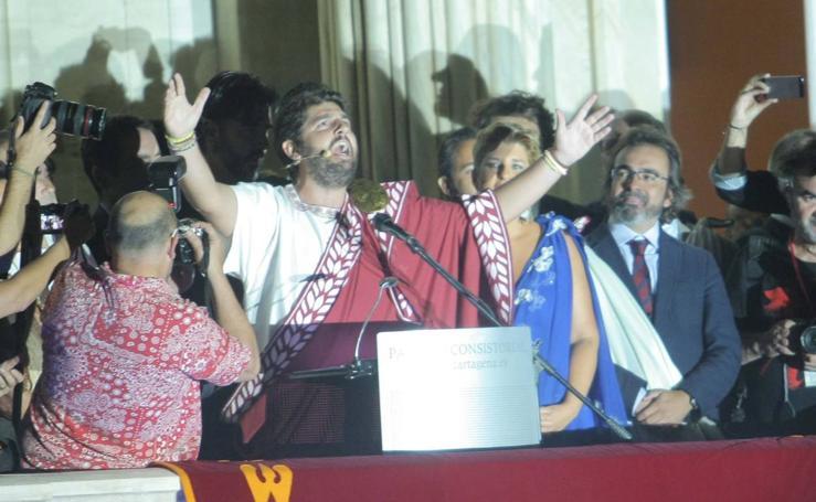 López Miras anima a «vivir con intensidad y disfrutar juntos las fiestas»