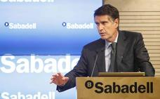 El consejero delegado de Banco Sabadell aborda el futuro del sector financiero