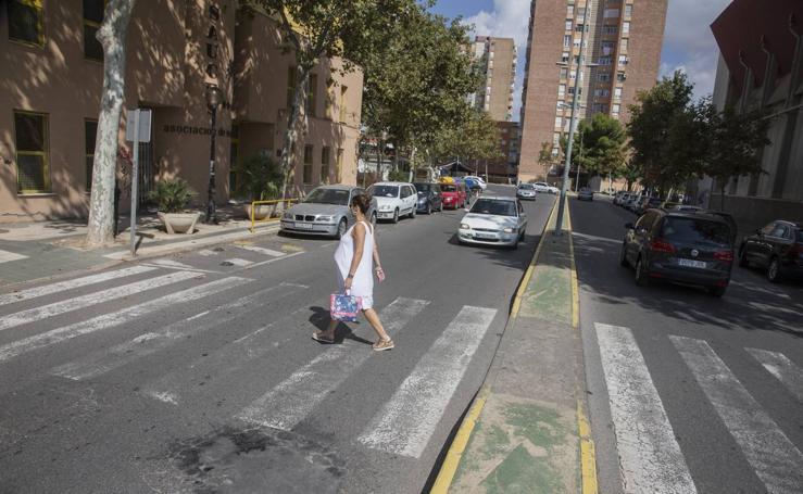 Cruces de alto riesgo en Cartagena