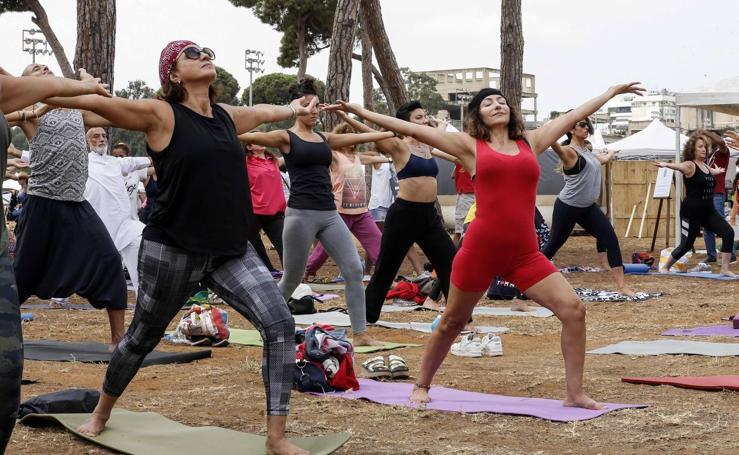 Cuerpo, mente y espíritu en equilibrio