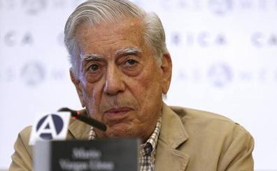 Vargas Llosa: «Espero que no haya golpe de Estado en Cataluña»