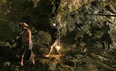 Las tripas de la Sierra Minera