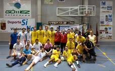 El Ciudad de Lorca FS se impone al AD Pueblos Altos en el Fútbol Sala absoluto de los Juegos Deportivos del Guadalentín