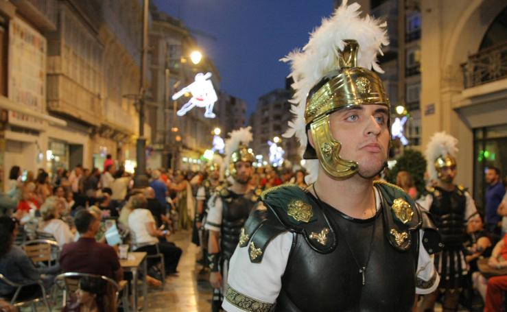 Desfile de Tropas y Legiones de Carthagineses y Romanos 2017