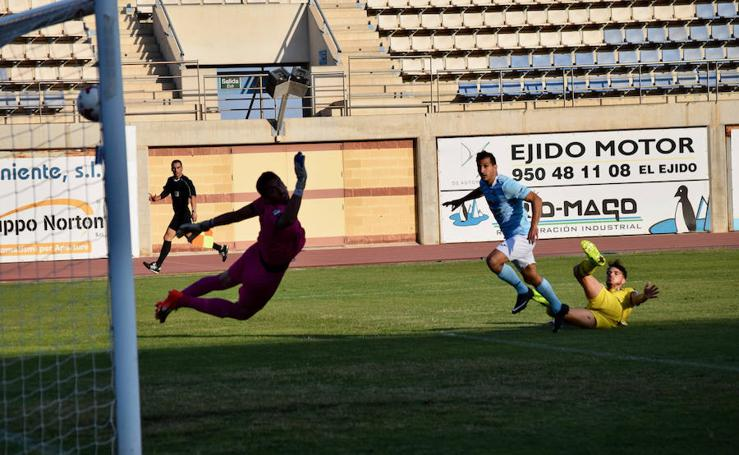 El Lorca Deportiva cae goleado en El Ejido (5-1)