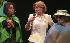 Galán, Tejerina y Méndez de Vigo, contra el cambio climático