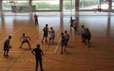 El Lorca se impone en el enfrentamiento de categoría sénior de baloncesto de los Juegos