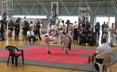 Más de 200 luchadores participan en el regreso del kárate a los Juegos