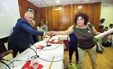 El alcalde de Moratalla retira sus funciones a su antecesora y socia de gobierno Candi Marín