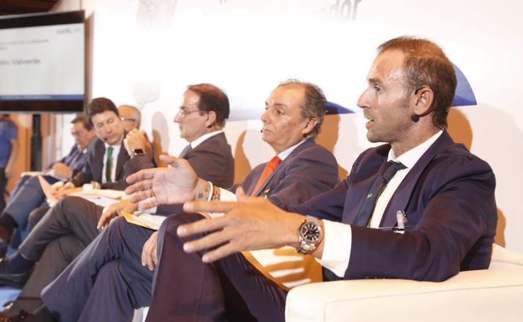 Encuentro en Madrid por el Corredor Mediterráneo