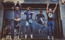 Los murcianos Viva Suecia, nominados como mejor artista español en los EMA de la MTV
