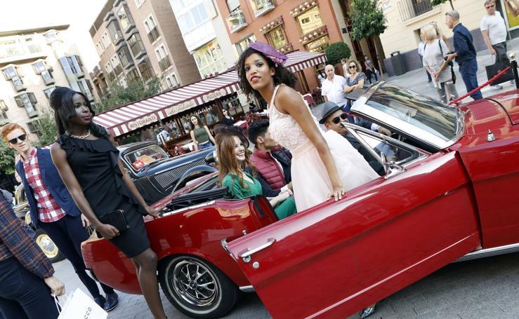 La feria 'Otoño está de moda' se inaugura con un desfile