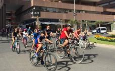 Un paseo en bicicleta despedirá los Juegos Deportivos del Guadalentín este jueves