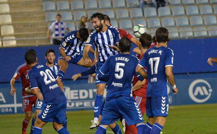 El Lorca pierde ante el Zaragoza (0-2)