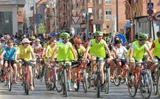 Unos 1.600 ciclistas despiden los Juegos Deportivos del Guadalentín por todo lo alto